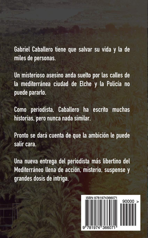 Los Crímenes del Misteri: Una aventura de intriga y suspense de Gabriel  Caballero Series detective privado crimen y misterio: Amazon.es: Pablo  Poveda: ...
