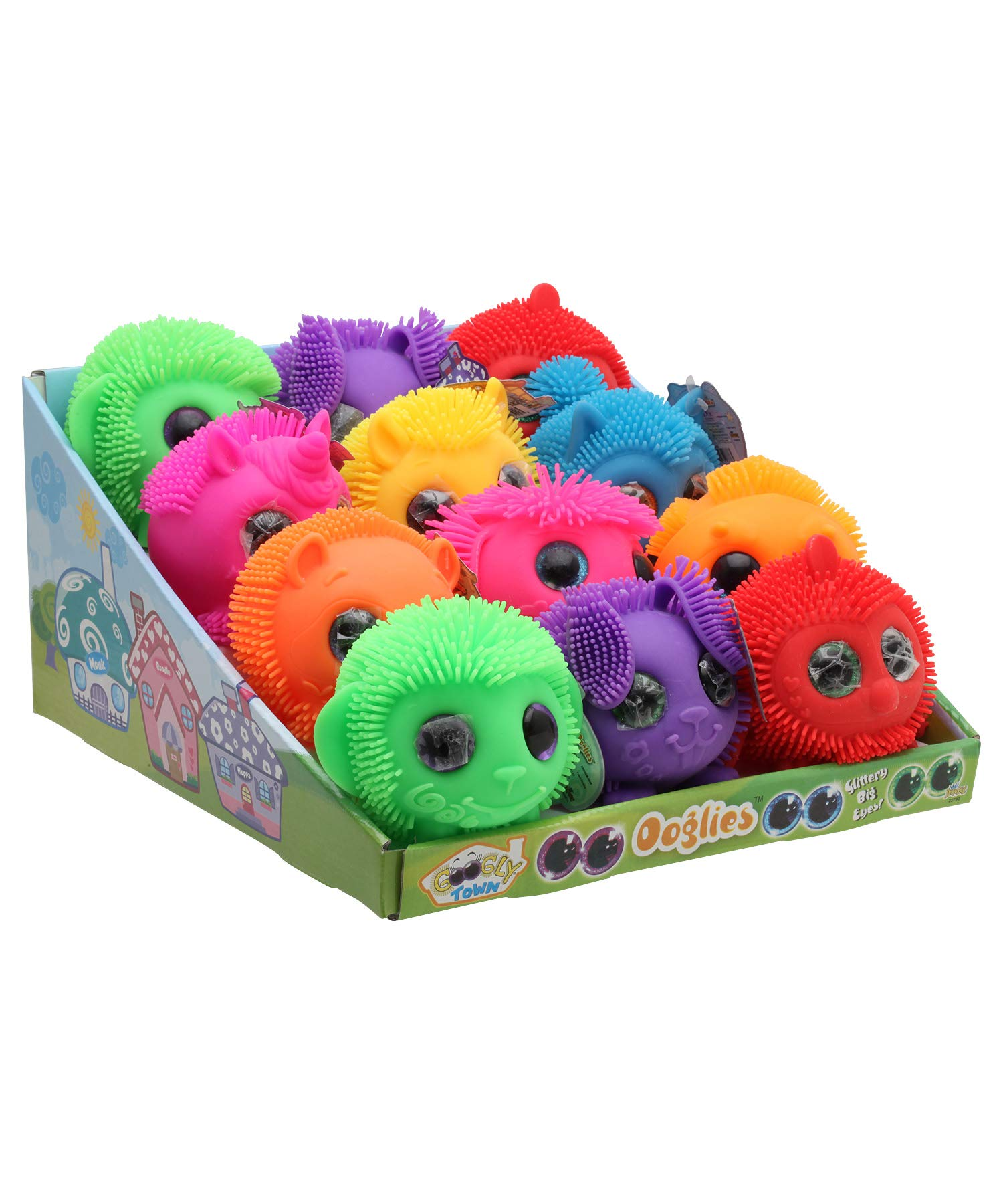 Googly Ooglies - Party Pack of 12 Balls