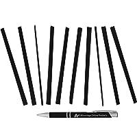 Slide Lock OriginalFromThailand BENNON C-09 A4 Paper Binding Bars 9 mm 10 pcs//Pack. Blue Color