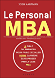 Le personal MBA (French Edition)