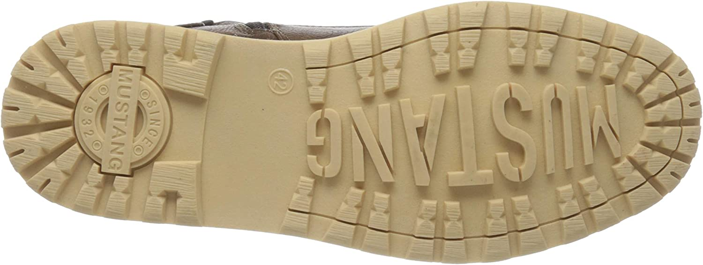 MUSTANG Herren 4092-617-360 Klassische Stiefel Braun Mittelbraun 360
