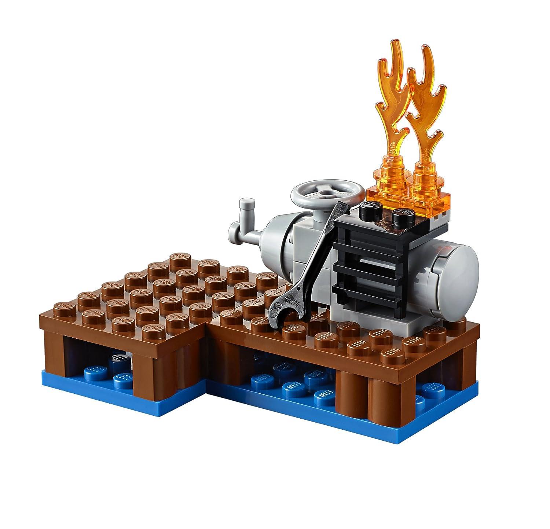 Amazon Lego City Fire Starter Set 60106 Toys Games