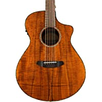 Breedlove Pursuit Concert Koa Acoustic-Electric Guitar