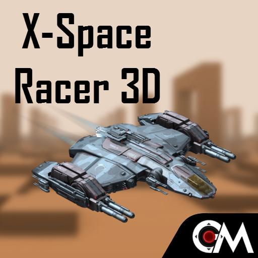 (X-Star Space Racer War 3D)
