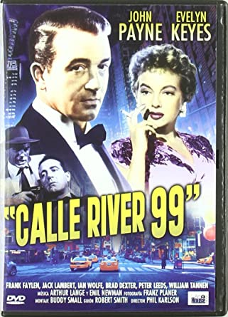 99 River Street 1953 - Region 2 PAL, plays in English with ...