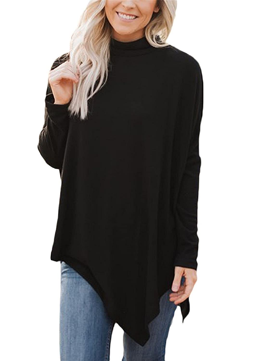 516fc939 Feature: Long sleeve tops, Pullover tunic tops, Asymmetrical hi-low hem t- shirts, ...