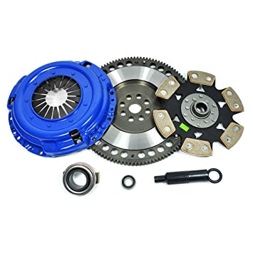 PPC etapa 4 Kit de embrague + Volante BMW 323 325 328 330 525 528 530 Z3 2.5L 2.8L 3.0: Amazon.es: Coche y moto