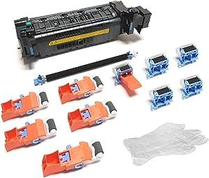 Altru Print J8J87A-AP (J8J87-67901, L0H24A, L0H24-67901) Deluxe Maintenance Kit for HP Laserjet M631, M632, M633 M607, M608, M609 (110V) Includes RM2-1256 Fuser & 5 Sets of J8J70-67904 for Tray 2-6