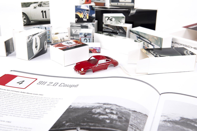 Porsche adventskalender in schritten zum porsche