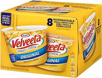 8-Count Kraft Velveeta Shells & Cheese Pasta