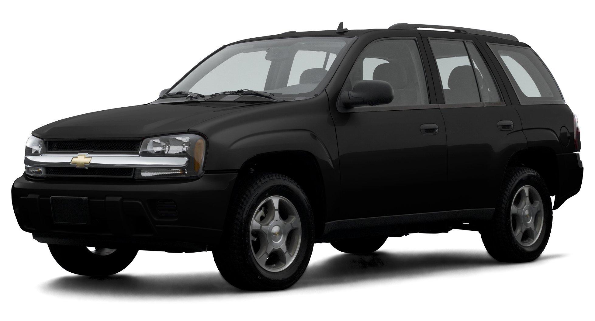 Amazon 2007 Chevrolet Trailblazer Reviews and Specs