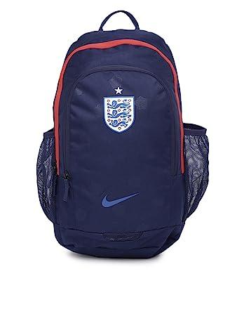 Nike Stadium Int Football Navy Blue Backpack  Amazon.in  Bags ... febaf06394