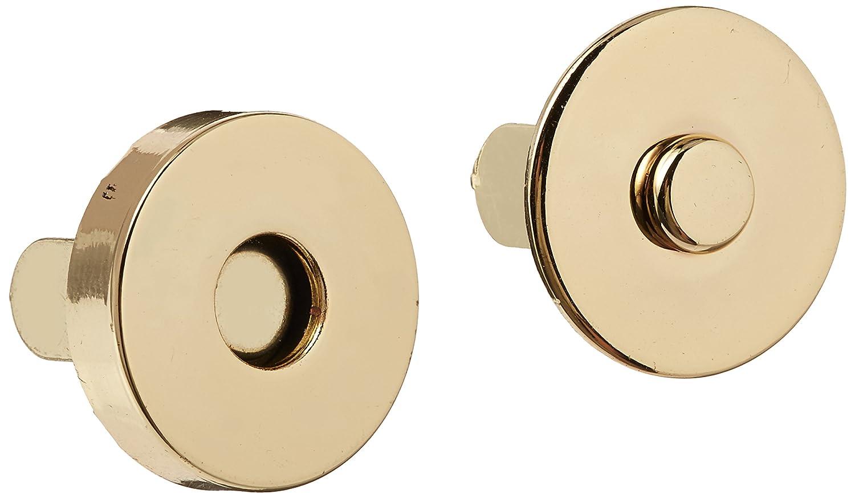 Dritz Snap, Magnetic - Gilt, 3/4 - 1 Ct. 3/4 - 1 Ct. 763-35