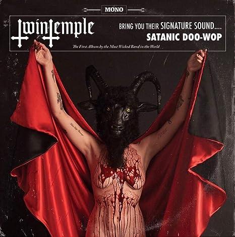 Twin Temple -  Doo Wop satánico y feminista de L.A. 71XIx7ewVjL._SX466_