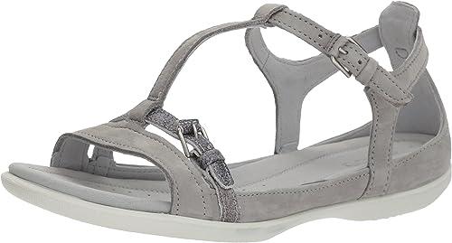 ECCO Women's Flash Buckle Sandal: Amazon.co.uk: Shoes & Bags