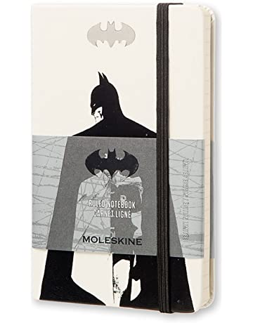 Moleskine 11299 - Libreta con tapa dura, diseño Batman (Edición limitada)