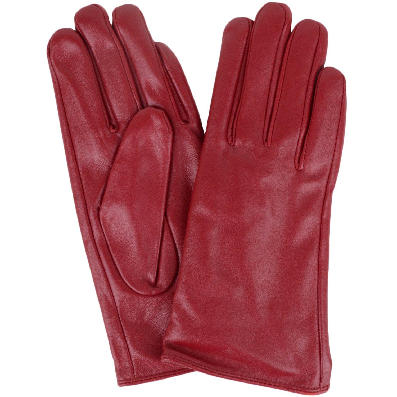 SNUGRUGS Butter Soft Premium Leather Glove Guanti Donna