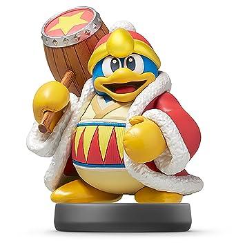 Amazon.com: Nintendo Super Smash Bros King Dedede amiibo ...
