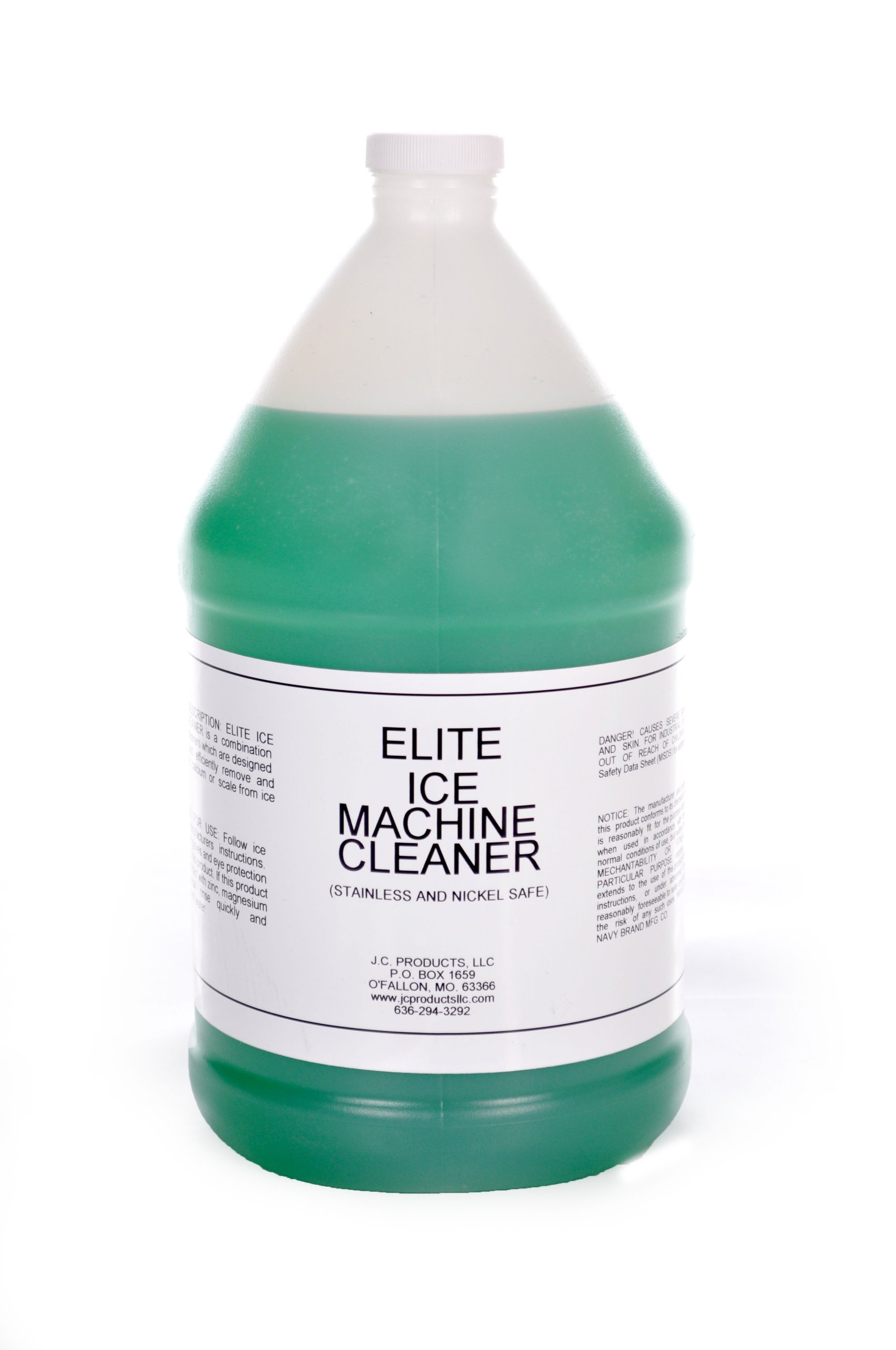 Elite Ice Machine Cleaner-4 Gallon Case