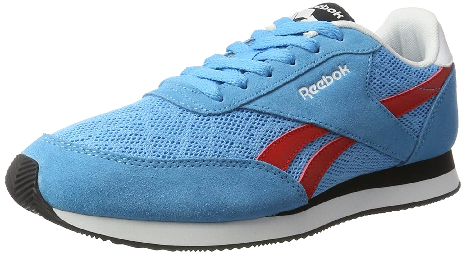 Reebok Herren Bd3418 Traillaufschuhe  40 EU|Blau (Blue Beam/Primal Red/Black/White)