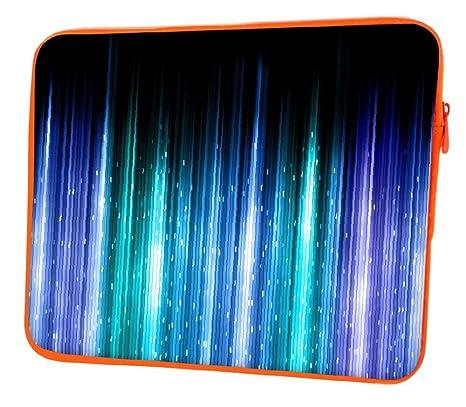 """Snoogg radiación color mezclado – 17 """"pulgadas a 17,5 pulgadas a 17"""
