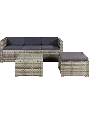 artlife polyrattan lounge punta cana in 2 grossen farben fur 3 5 personen