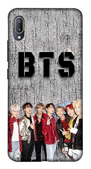 Mott2 VIVV11PRO_0008a388 BTS Theme Back Case Cover for Vivo V11 Pro