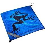 Frogger Golf Wet and Dry Amphibian Golf Towel