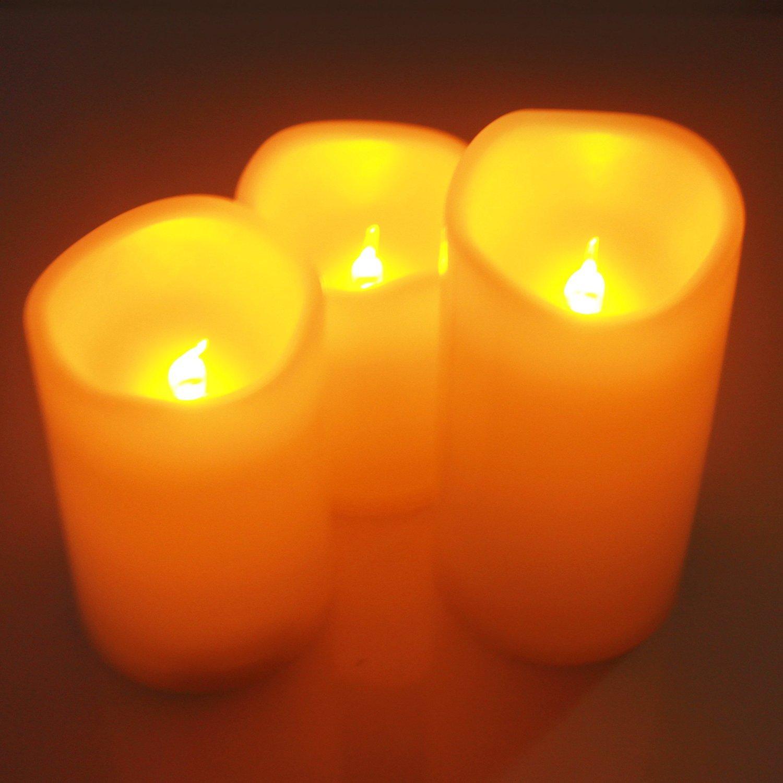 71XJ3ORZG8L._SL1500_ Schöne Kerze Leuchtet In Verschiedenen Farben Dekorationen