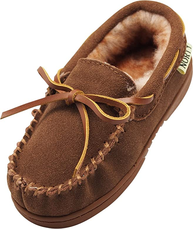Lamo Kids Brittain Slip On Moccasin Toddler//Little Kid//Big Kid