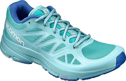 SALOMON Sonic Aero W, Zapatillas de Trail Running para Mujer ...
