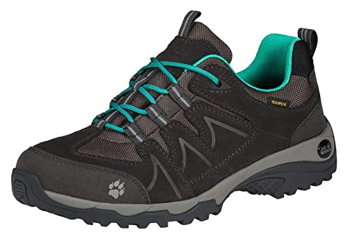 quality design a3f37 1b05f Jack Wolfskin Damen Traction Low Texapore Trekking-& Wanderhalbschuhe