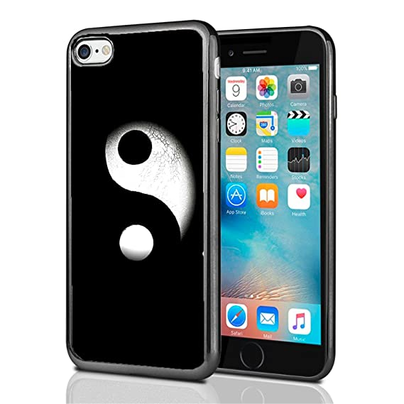 Amazon Ying Yang Symbol For Iphone 7 2016 Iphone 8 2017