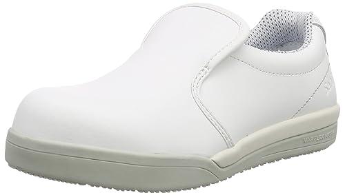 Sanita San-Chef Slipper-S2 - Calzado de Protección Unisex Adulto, Blanco (White 1), 39 UE