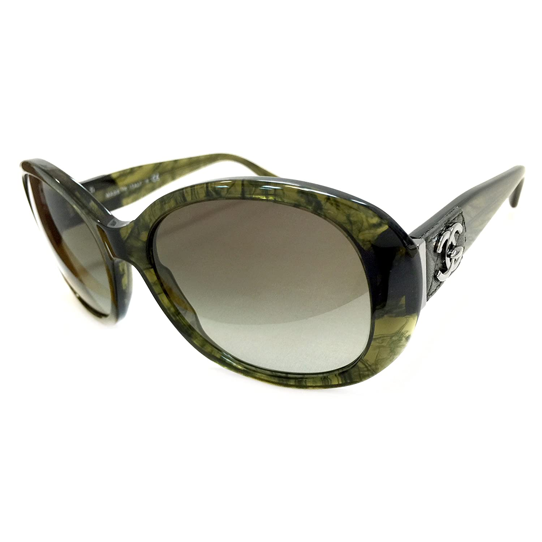 Amazon.com: anteojos de sol Chanel 5235q 1394/3 M de color ...