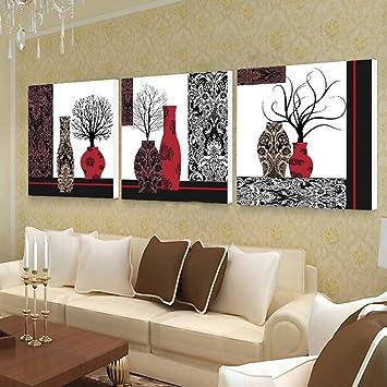 Max Home@ Pittura Decorativa Soggiorno Pittura Moderna ...