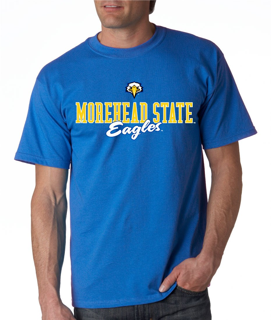 the best attitude 2e242 879ba Amazon.com : J2 Sport Morehead State University Eagles NCAA ...