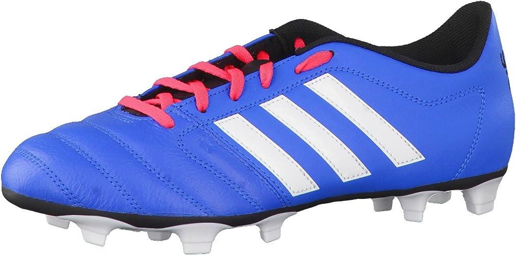 Caducado Apto Devorar  adidas Gloro 16.2 FG – Unisex Boots, Blue/White/Imperial Red, Size 4:  Amazon.co.uk: Shoes & Bags