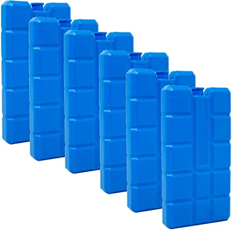 2 ToCi Lot de 2 blocs r/éfrig/érants pour sac isotherme ou glaci/ère de 200/ml chacun