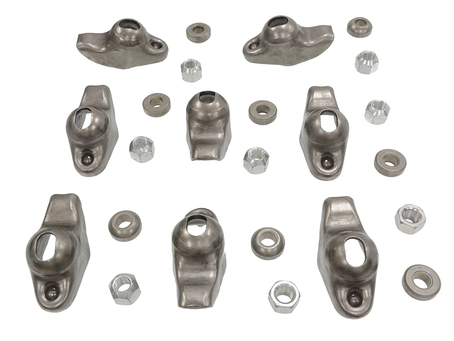 1957-1994 Corvette Rocker Arm 327/350 Includes Arm Ball and Nut CORVETTE CENTRAL 301038