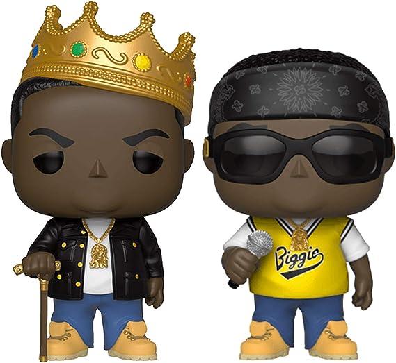 Funko Pop Vinyl Pop Rocks Notorious BIG w// Crown #77 Pop Vinyl Figure
