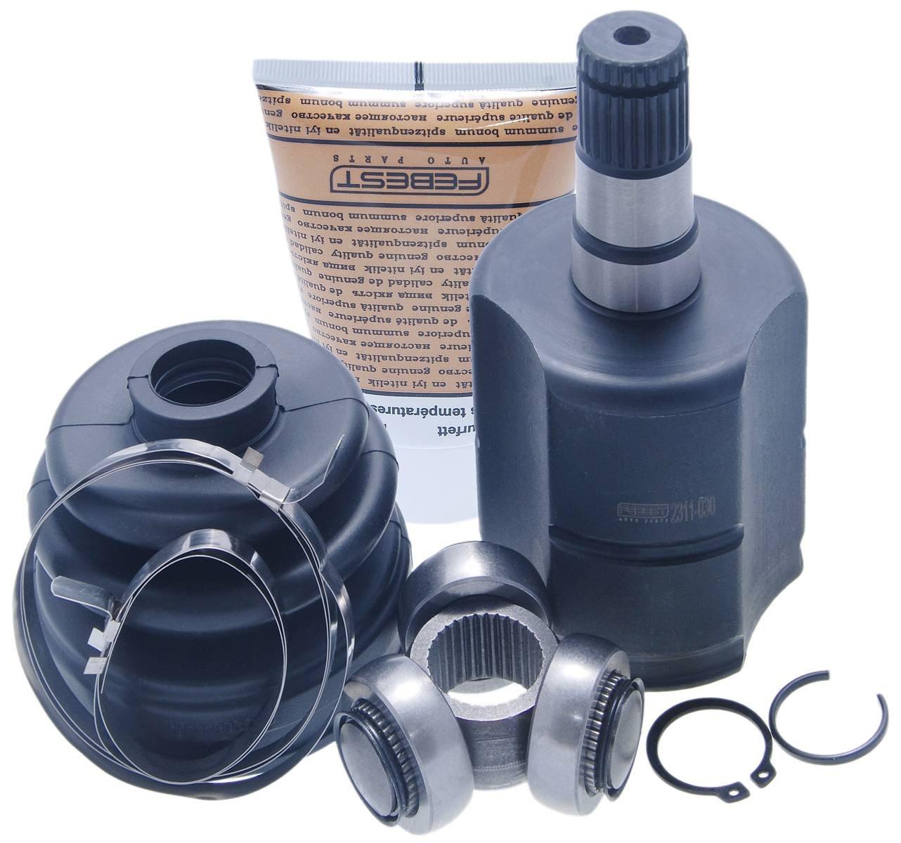 1K0498103C - Inner CV Joint 32X31X26 For VW - Febest