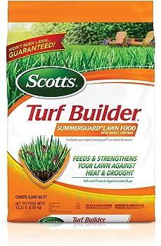 Scotts Granular Hot Summer Grass Fertilizer