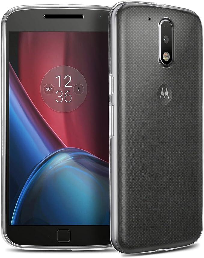 Motorola Moto G4 / G4 Funda Ultra Slim Case, Danibos Cover ...