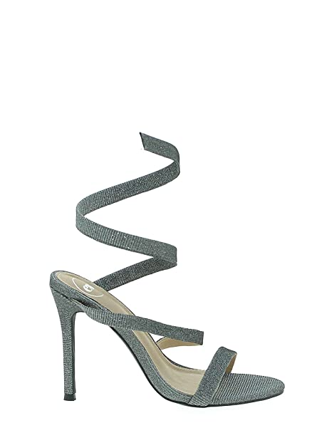 Donna itScarpe E Exe Sandalo Argento G434s881664l Tacco 40Amazon QBdeCoWrxE