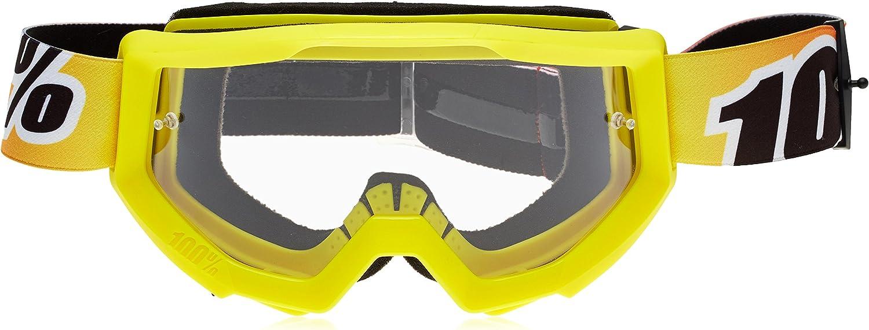 100/% Crossbrille The Strata Gelb