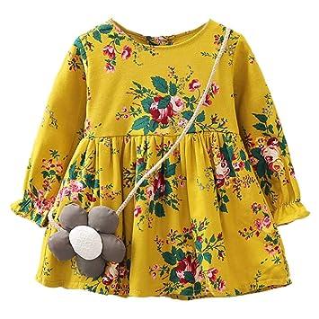 5ee31349f5beb 洋子ちゃん 子供服 女の子 葉 果物 花柄 星 プリント フリル 袖 プリンセススカートドレス