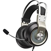 Mpow EG3 Pro Gaming Headset, 3D Bass Surround Sound, PS4 Xbox Computer Headset with Noise…