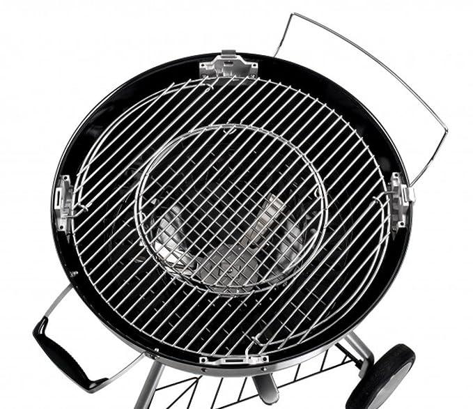 Carbón vegetal Barbacoa Philadelphia 47 cm de diámetro, con ...