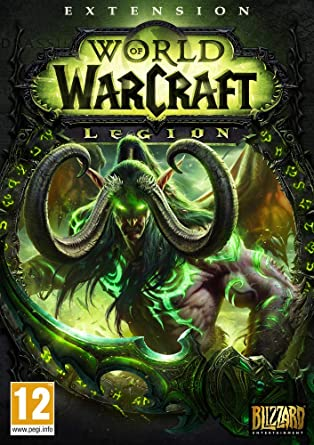 Blizzard World of Warcraft Legion-French only: Amazon ca: Computer